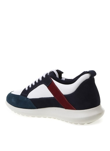 Fabrika Fabrika Deri Sneaker Beyaz